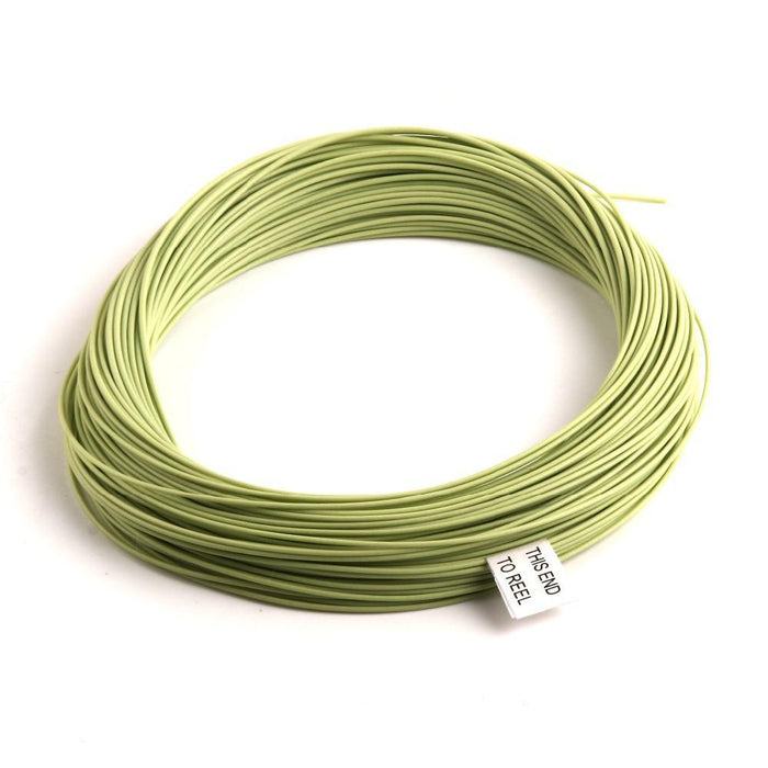 Maximumcatch High Quality 100Ft 1Wt-10Wt Double Tapered Design Moss Green&Orange-MaxCatch Outdoor-Orange-1.0-Bargain Bait Box