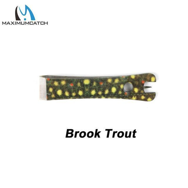 Maximumcatch Popular Gifts Fishing Tool Accessory 10 Colors Fishing Nipper-MAXIMUMCATCH Fishing Solution Store-Brook Trout-Bargain Bait Box