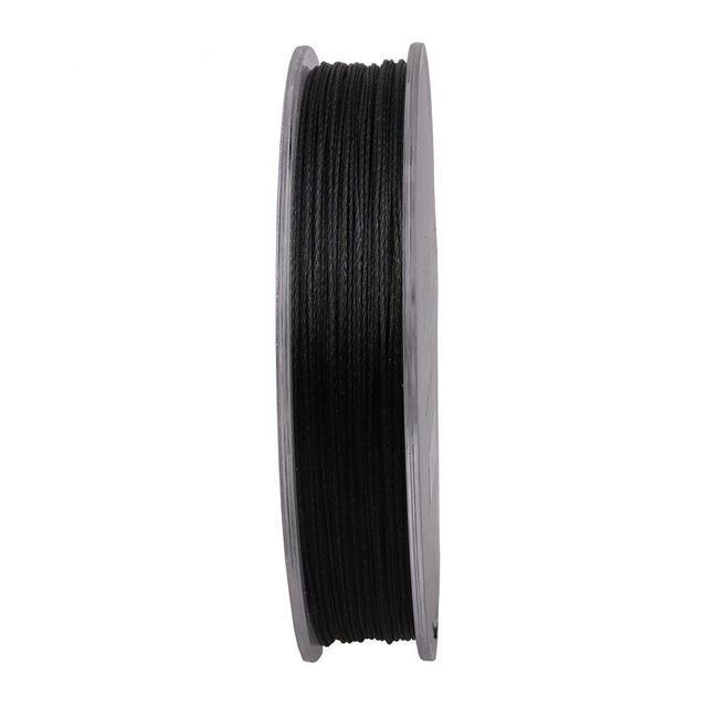 Mega 9 Strands 300M Braided Wire Fishing Line Japan Material Super Pe Line-AGEPOCH Fishing Tackle Co., Ltd.-Black-0.8-Bargain Bait Box