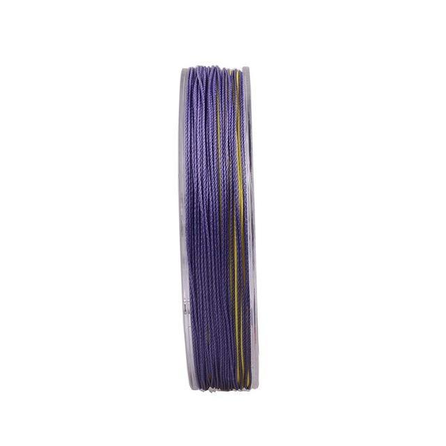 Mega 9 Strands 300M Braided Wire Fishing Line Japan Material Super Pe Line-AGEPOCH Fishing Tackle Co., Ltd.-Multi-0.8-Bargain Bait Box