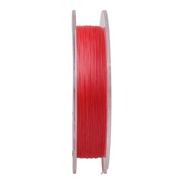 Mega 9 Strands 300M Braided Wire Fishing Line Japan Material Super Pe Line-AGEPOCH Fishing Tackle Co., Ltd.-Red-0.8-Bargain Bait Box