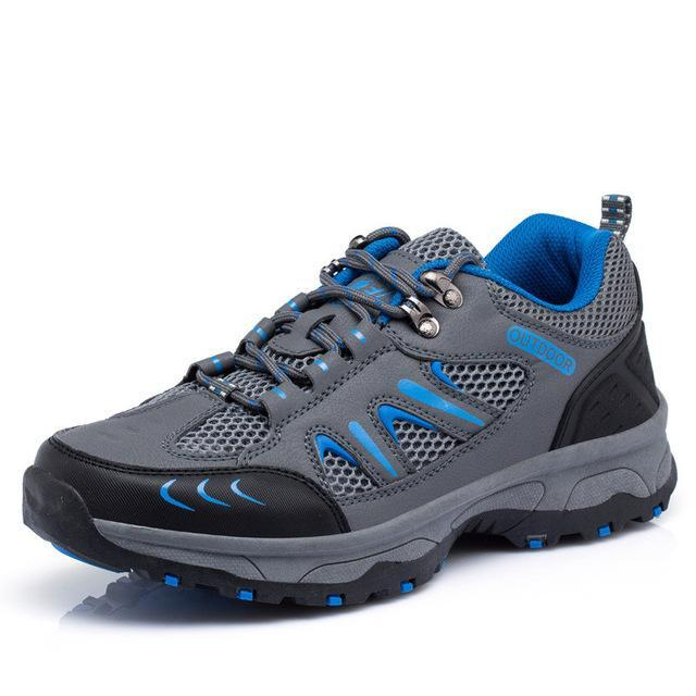 Men Sports Soft Mesh Breathable Shoes Lightweight Climbing Male Trekking Shoes-Shoes-Bargain Bait Box-men grey-7-Bargain Bait Box