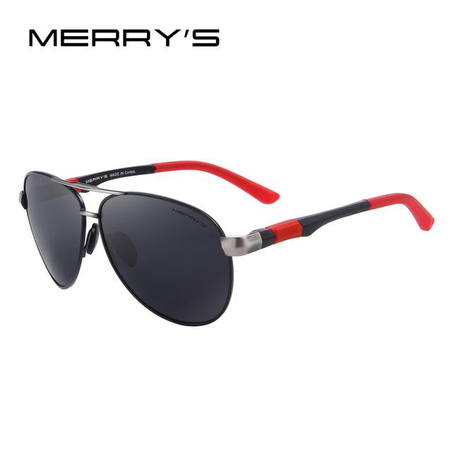 Men Sunglasses Hd Polarized Glasses Men Polarized Sunglasses With Al Case-Polarized Sunglasses-Bargain Bait Box-C01 Black Black-Bargain Bait Box