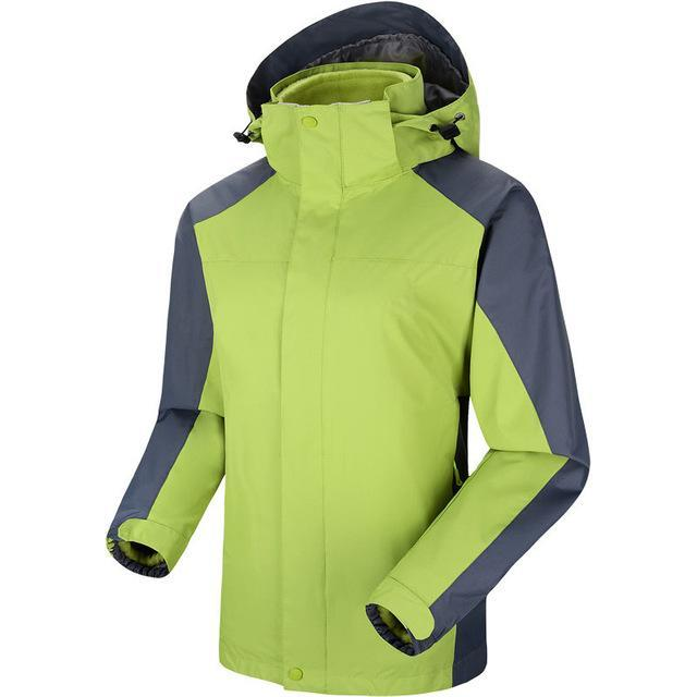 Men Women Jackets Windbreaker Camping Coats Jaqueta For Men Fall Fishing Sport-Jackets-Bargain Bait Box-Women Fruit Green-S-Bargain Bait Box