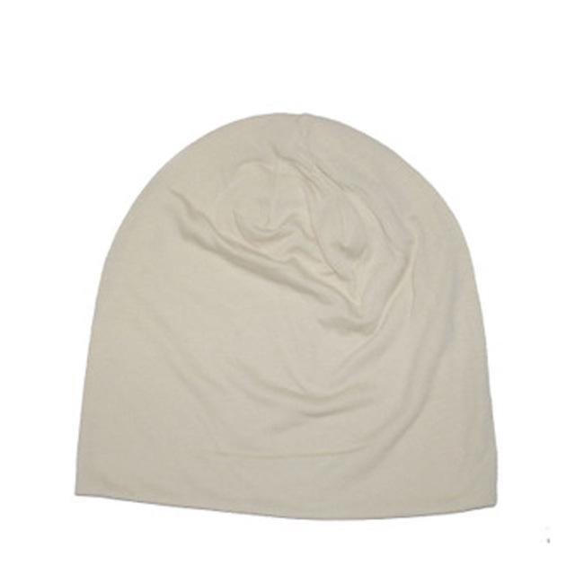 Men'S Beanies Hat Cap Men Casual Sports Cotton Turtleneck Male Wind Hats For Men-Beanies-Bargain Bait Box-BG-Bargain Bait Box