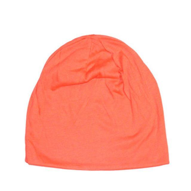 Men'S Beanies Hat Cap Men Casual Sports Cotton Turtleneck Male Wind Hats For Men-Beanies-Bargain Bait Box-OR-Bargain Bait Box