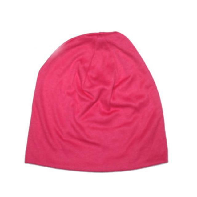 Men'S Beanies Hat Cap Men Casual Sports Cotton Turtleneck Male Wind Hats For Men-Beanies-Bargain Bait Box-RH-Bargain Bait Box