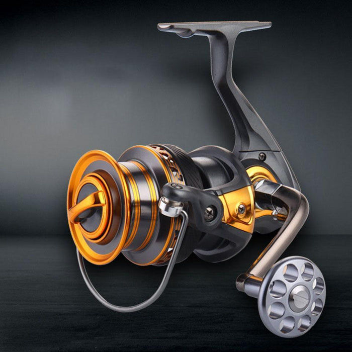 Metal Arm 13+1Bb 4000-7000 Series Surf Spinning Fishing Reels Big Long Shot-Spinning Reels-AOLIFE Sporting Store-4000 Series-Bargain Bait Box
