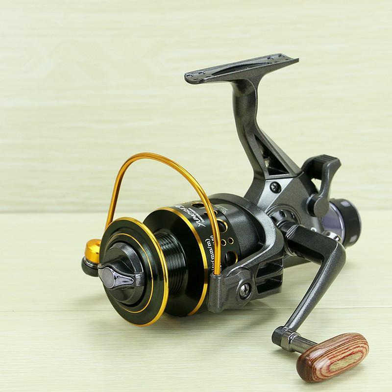 Mg30-60 Metal Head Front And Rear Brake Line Wheel Fishing Wheel Sea Wheel-Spinning Reels-Sports fishing products-MG30-Bargain Bait Box