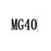 Mg30-60 Metal Head Front And Rear Brake Line Wheel Fishing Wheel Sea Wheel-Spinning Reels-Sports fishing products-MG40-Bargain Bait Box