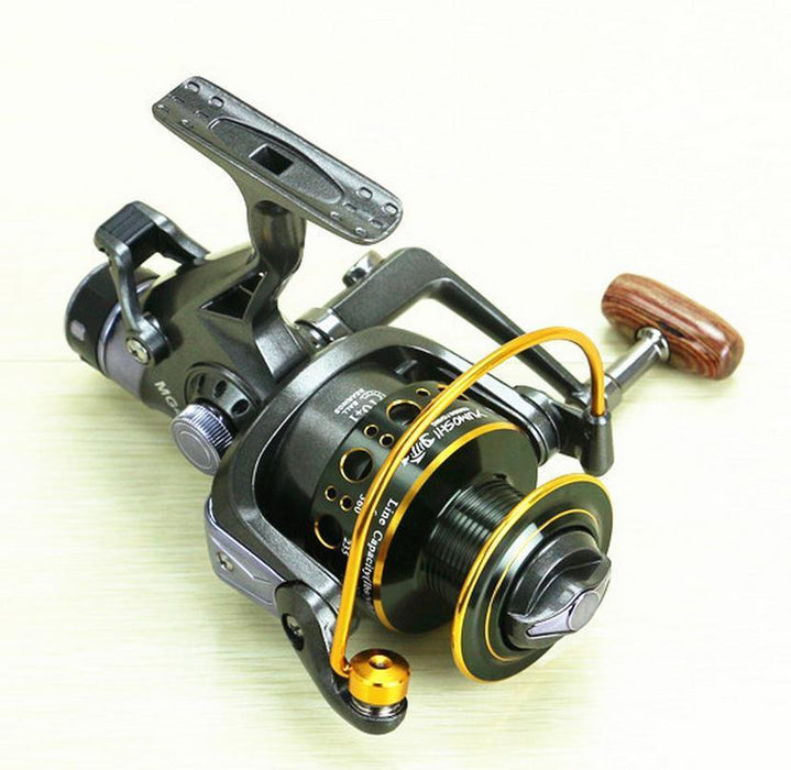 Mg60 For Big Fish Ocean Fresh Saltwater Ice Fly Carp Wheel Spinning Reel 11 Ball-Spinning Reels-GLOBAL WHOLESALING Store-3000 Series-Bargain Bait Box