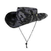 Military Camo Bucket Hats Fishing Hunting Men T Safari Sun Protection Hunter Cap-Hats-Bargain Bait Box-BLUE CAMOUFLAGE-Bargain Bait Box
