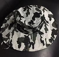 Military Camo Bucket Hats Fishing Hunting Men T Safari Sun Protection Hunter Cap-Hats-Bargain Bait Box-WHITE CAMOUFLAGE-Bargain Bait Box