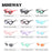 Mineway Brand Designer Sunglasses Women Vintage Cat Eye Sexy Small Frame-Sunglasses-MINEWAY Store-Black frame gray-Bargain Bait Box
