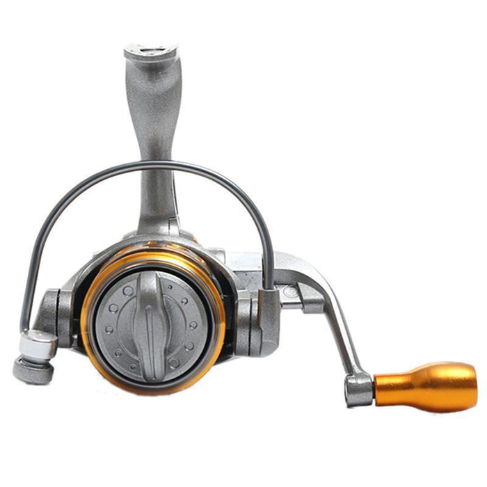 Mini Spinning Fishing Reel 12+1Bb Pesca Metal Wire Cup Carp Bait Casting Small-Spinning Reels-Dynamic Outdoor Store-Bargain Bait Box