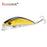 Minnow Crankbait Hard Bait Tight Wobble Slow Sinking Jerkbait 7Cm 8.5G High-SEALURER No.2 Store-A-Bargain Bait Box