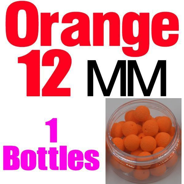 Mnft 5 Kinds Shapes Boilies Carp Bait Floating Smell Lure Corn Flavor Artificial-MNFT Fishing Tackle 12 Store-12mm Orange-Bargain Bait Box
