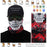 Most Polular Skull Face Shield Mask Seamless Bandana Scarf Elastic Headband Neck-Face Shields-Bargain Bait Box-Bargain Bait Box