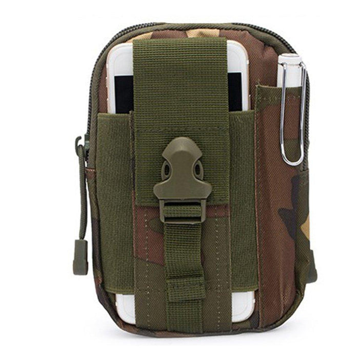 Multifunctional Waterproof Tactical Bag Molle Pouch Waist Bag Oxford Cloth-FreeRan Outdoor Store-ZP178001-Bargain Bait Box