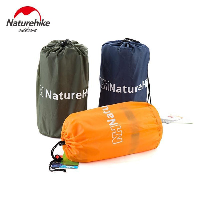 Naturehike Nh15Q002 D Sleeping Mattress Self Inflating Pad Portable Bed With-Camping Mat-YOUGLE store-Green-Bargain Bait Box