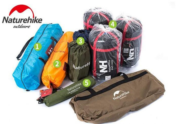 f6fb8e8f00ff Naturehike Outdoor Durable Storage Bags Ultralight Men Hiking ...