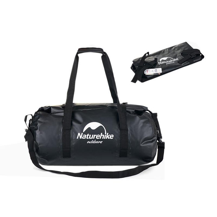 Naturehike Waterproof Dry Bag For Sports Swimming Boating, Camping And-Dry Bags-Bargain Bait Box-Black-Bargain Bait Box