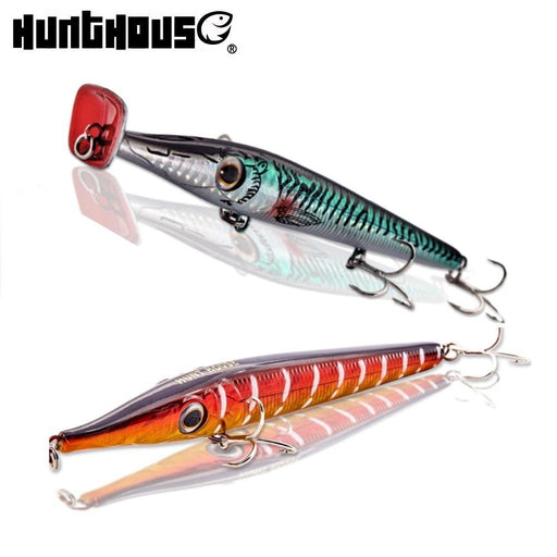 Needle Zargana 150 Popper Pencil Lures Long Cast Pencil Baits Floating Fishing-Fishing Lures-hunt house Official Store-pencil 001-150mm 35g sinking-Bargain Bait Box
