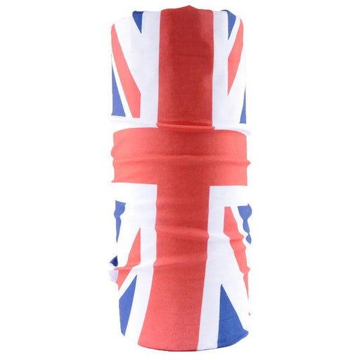 Novelty Flag Headband Magic Seamless Bandana Motorcycle Face Mask Neck Tube-Face Shields-Bargain Bait Box-White-Bargain Bait Box