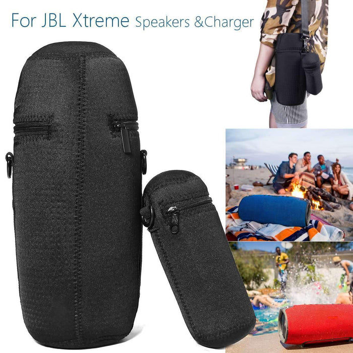 Outdoor Portable Travel Cover For Lycra Zipper Carrying Case Bag For Jbl-Haofang Outdoor Store-Bargain Bait Box