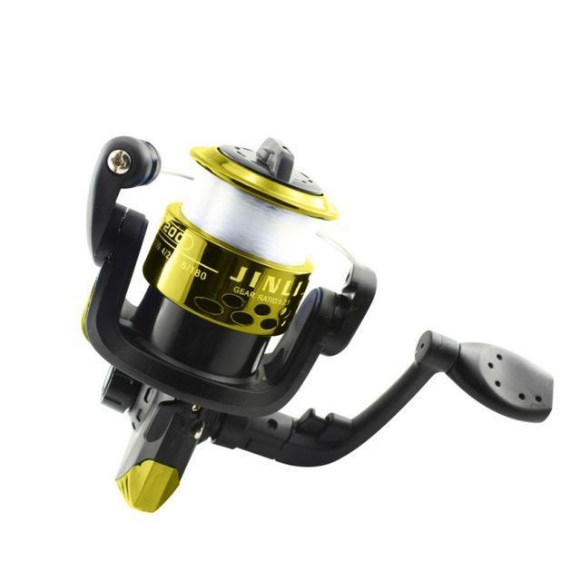 Outdoors Multi-Color Aluminum Fishing Reel Body Spinning Reel High Speed G-Ratio-Spinning Reels-Explorer 2017 Store-J-Bargain Bait Box