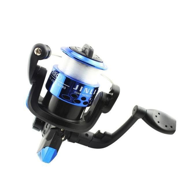 Outdoors Multi-Color Aluminum Fishing Reel Body Spinning Reel High Speed G-Ratio-Spinning Reels-Explorer 2017 Store-L-Bargain Bait Box