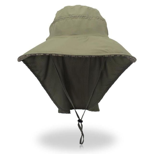 Outfly Bucket Hat Bob Old Skool Hat Mens Panama Fishing Hat Sad Boy Sad Boy-Hats-Bargain Bait Box-Army green-Bargain Bait Box