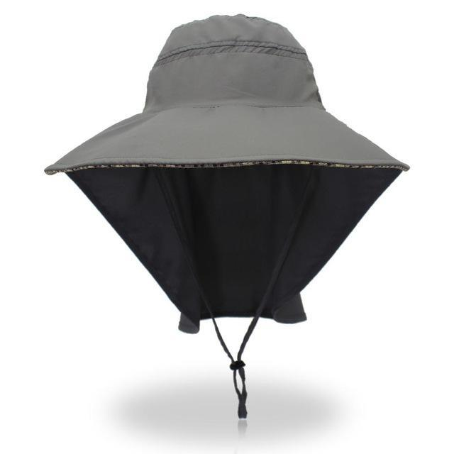 Outfly Bucket Hat Bob Old Skool Hat Mens Panama Fishing Hat Sad Boy Sad Boy-Hats-Bargain Bait Box-Dark gray-Bargain Bait Box