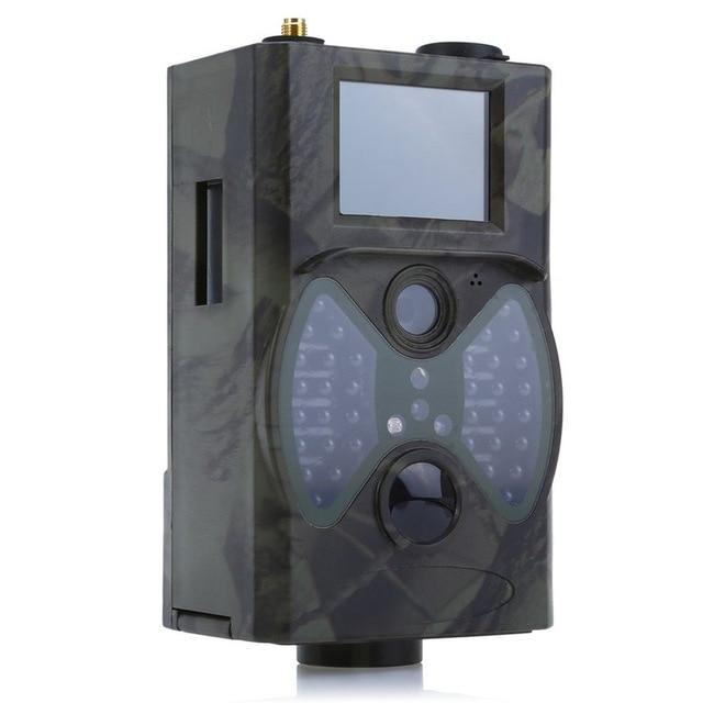 Outlife Hc300M 12Mp 940Nm Trail Cameras Mms Gprs Digital Scouting Hunting Camera-Hunting Cameras-outlife Official Store-Light Green-Bargain Bait Box