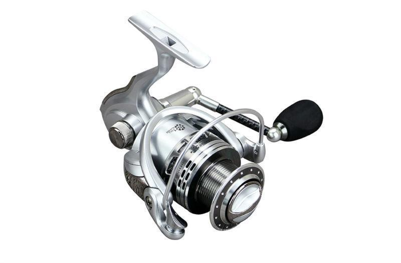 Pesca Carretilha 13+1Bb 5.5:1 Cnc Carbon Rocker Arm Full Metal Fishing Reel-Spinning Reels-Bike & Fishing Goods Store-2000 Series-Bargain Bait Box