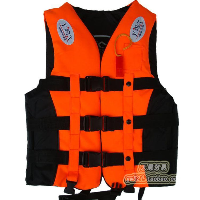 Pfd Child Fishing Swim , With Belt,Whistle, Child Size, Size S,Height Less-Life Jackets-Bargain Bait Box-regular-Bargain Bait Box