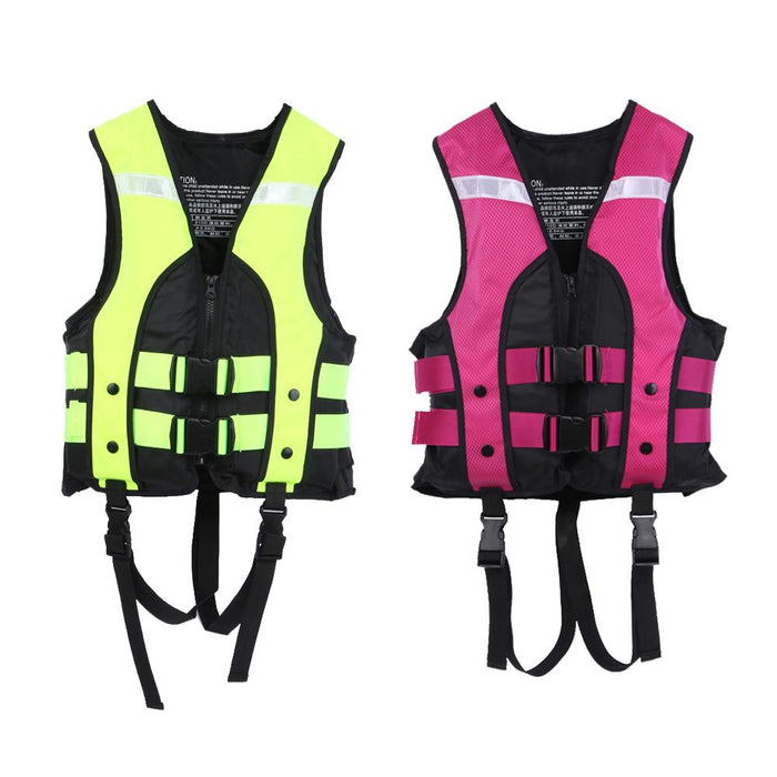 Pfd Child Water Sports S Fishing For Boating Surfing Swimming Drifting-Life Jackets-Bargain Bait Box-Purple-Bargain Bait Box