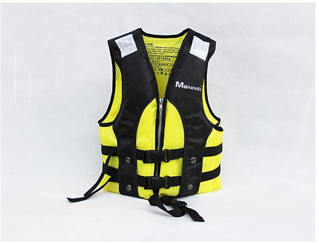 Pfd Fishing Children Swimming Kids Snorkeling Buoyancy Water Sports Swimsuit-Life Jackets-Bargain Bait Box-Yellow-China-Bargain Bait Box