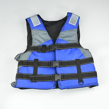 Pfd High Grade Water Entertainment Service Water Safety Products-Life Jackets-Bargain Bait Box-Blue-Bargain Bait Box