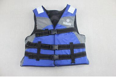 Pfd High Grade Water Entertainment Service Water Safety Products-Life Jackets-Bargain Bait Box-Blue logo-Bargain Bait Box