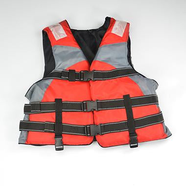 Pfd High Grade Water Entertainment Service Water Safety Products-Life Jackets-Bargain Bait Box-Red-Bargain Bait Box