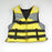 Pfd High Grade Water Entertainment Service Water Safety Products-Life Jackets-Bargain Bait Box-Yellow-Bargain Bait Box
