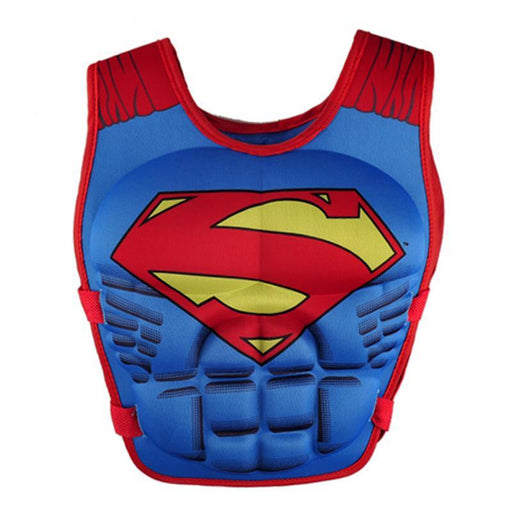 Pfd Man Batman Spiderman Swimming Baby Boys Girls Fishing Hero Swimming Circle-Life Jackets-Bargain Bait Box-superman-Bargain Bait Box