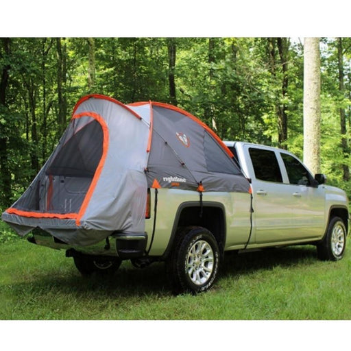 Pickup Truck Bed Tent Vehicle Mounted Car Camper Trailer Full Size Crate-Tents-Gramfire Outdoor Equipment Store-Light Grey-Bargain Bait Box