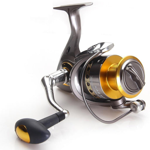 Piscifun Fishing Spinning Reel Max 9Kg Spinning Reel 5.3:1 Fresh Saltwater Water-Spinning Reels-P-iscifun Fishing Tackle Store-3000 Series-Bargain Bait Box