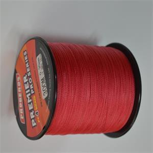 Pro Beros 300M Pe Multifilament Braided Fishing Line Super Strong Fishing Line 4-ElephantBikers Store-Red-0.4-Bargain Bait Box