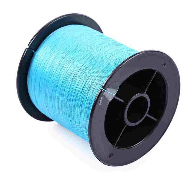 Pro Beros 500M Pe Braided Fishing Line 4 Stands Multifilament Fishing Line-Outl1fe Adventure Store-Blue-0.4-Bargain Bait Box
