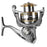 Pro Beros Spinning Fishing Reel Aluminum Alloy Hollow Spool 13 + 1 Bb-Spinning Reels-Shenzhen Outdoor Fishing Tools Store-1000 Series-Bargain Bait Box