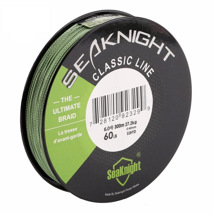 Quality Classic 300M/328Yds Braided Fishing Line For Carp Fishing Line 4-NUNATAK Fishing Store-yelow-0.3-Bargain Bait Box