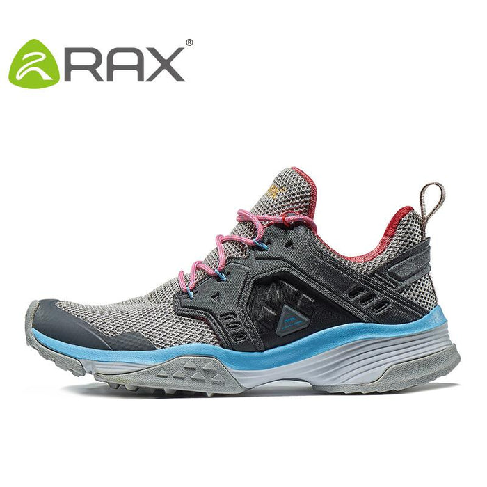 Rax Breathable Running Shoes For Women Light Sneakers Trail Running Shoes-shoes-Sexy Fashion Favorable Store-Black-5.5-Bargain Bait Box